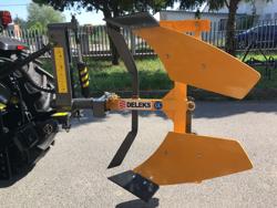 hydraulisk växelplog till traktorer drhp 35