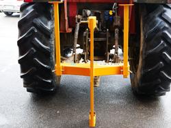 1 tands harv för traktorer mod dr 60