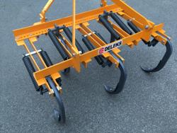 5 pinnars harv 120cm bred för traktorer som kubota iseki mod de 120