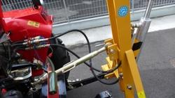 hydraulisk kran för traktor el 500