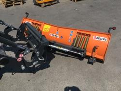 mellantung snöplog med euro fäste traktor ln 175 e