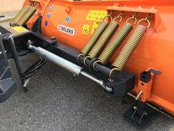 medium tungt snöblad lastare upp till 3 ton ln 175 m