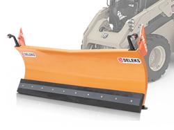 medium tungt snöblad lastare upp till 3 ton ln 200 m
