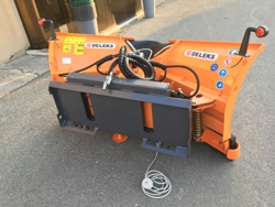 snöplog för hjullastare 3 ton lnv 180 m