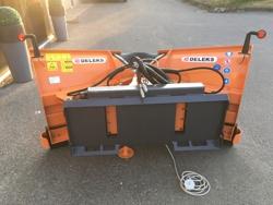 snöplog för hjullastare 3 ton lnv 250 m