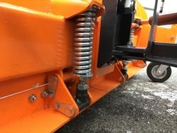 tung snöplog 3 punkts fäste för traktor ssh 04 2 2 c