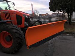 tung snöplog 3 punkts fäste för traktor ssh 04 3 0 c