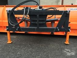 tung snöplog för traktor med frontlastare ssh 04 3 0 e