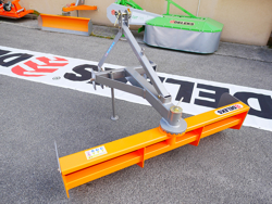 vägskrapa 150cm for traktor mod dl 150