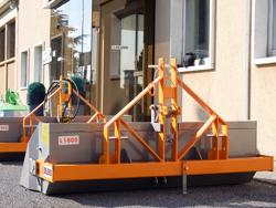 manuell skopa med tipp til traktorer prm 180 h
