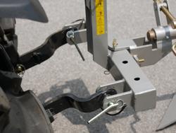 enkel plog för traktor som kubota eller iseki dp 16