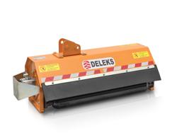 slyröjare 60cm för mini grävemaskiner hydraulisk släntklippare mod ar 60