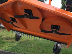 gräsklippare för traktor dm 120