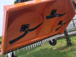 gräsklippare för traktor dm 150