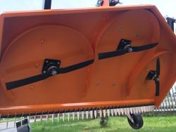 gräsklippare för traktor dm 180