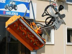 släntklippare kantklippare för traktorer deleks