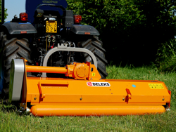 slagklippare 180cm betesputsare med justerbar sidoförskjutning för traktorer med 50 70hk puma 180