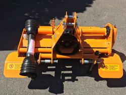 lätt jordfräs för traktorer arbets bredd 135cm for jordbearbetning dfl 135