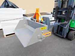 skovl med gaffeltruck fæste prm 100 lm