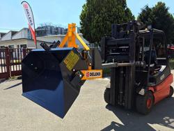 tung skopa för gaffeltruck prm 140 hm