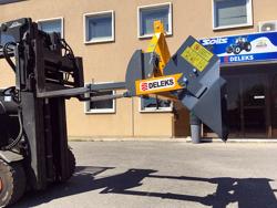 tung skopa för gaffeltruck prm 160 hm