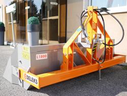 pri 180 h hydraulisk transportskopa med tipp traktorer 50 90 hk