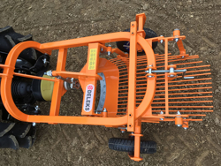 potatisuppdragare för traktor mod dpt 120