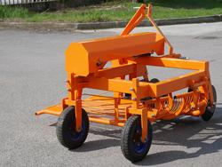 potatisuppdragare för traktor mod dpt 150