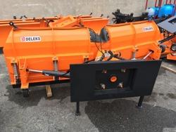 tung snöplog för hjullastare lnv 315 w