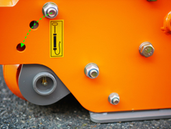 slagklippare med justerbar sidoförskjutning betesputsare för traktor 60 90 hk mod rino 180
