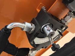 bio trummel flistugg för traktor dk 1300