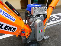 professionell flishugg motor dk 800 yamaha