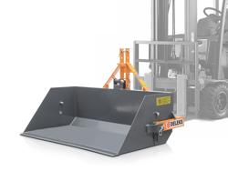 hydraulisk skopa med gäffeltruck fäste pri 120 lm