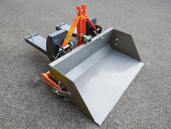 hydraulisk skopa med gäffeltruck fäste pri 140 lm
