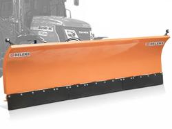 tung snöplog för traktor med universalfäste ssh 04 2 6 a