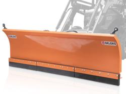tung snöplog för traktor med frontlastare ssh 04 2 6 e