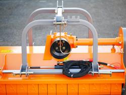 slagklippare med hammarslagor för traktorer med reversibel eller frontal montering mod rino 200 rev