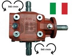 rebos italia växellåda reversibel