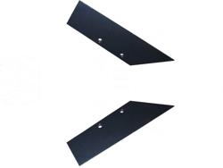 2 knivar till plog drp 25