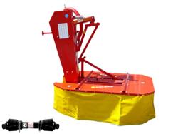 rotorklippar för traktorer dfr 135