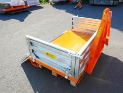 transportlåda för traktor t 1400