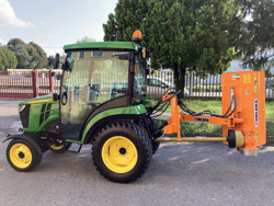 flerbruks kantklippare lätt kantklippare för traktorer volpe 120