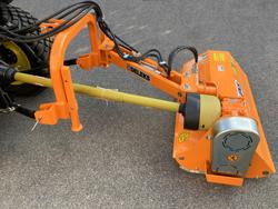 flerbruks kantklippare lätt kantklippare för traktorer volpe 140