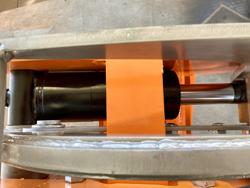 energiklipp tradklipp energiakoura med hydraulisk skogsklo gripare modell cf 10