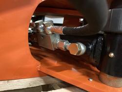 energiklipp tradklipp energiakoura med hydraulisk skogsklo gripare modell cf 11r