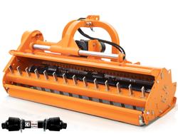 slagklippare för traktor med justerbar sidoförskjutning toro 240