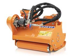 slyröjare 80cm för mini grävemaskiner hydraulisk släntklippare mod arh 80