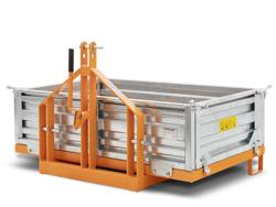 transportlåda för traktor t 1800