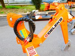 1 tands harv för traktorer mod dr 100h