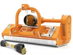 slagklippare betesputsare med justerbar sidoförskjutning flerbruks med hammarslagor lince sp140